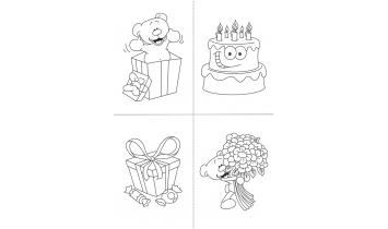 Набор для творчества День рождения