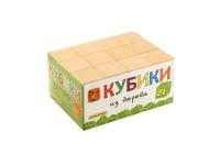 Кубики Неокрашенные, 24 шт.