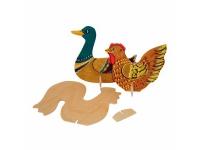 Фигурки для росписи Птичий двор