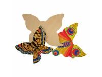 Фигурки для росписи Бабочки