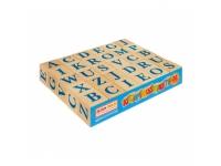 Кубики Алфавит английский, 30 шт.