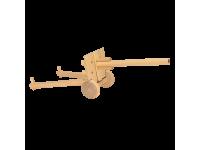 Модель для творчества Пушка (Конструктор)